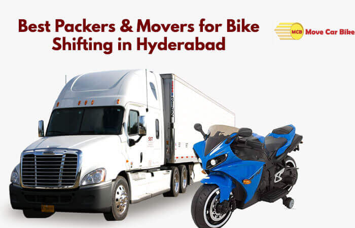 Bike Shifting Services in Hyderabad