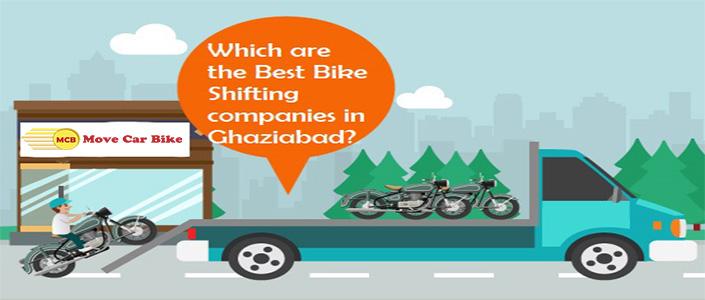 Bike Transportation in Ghaziabad