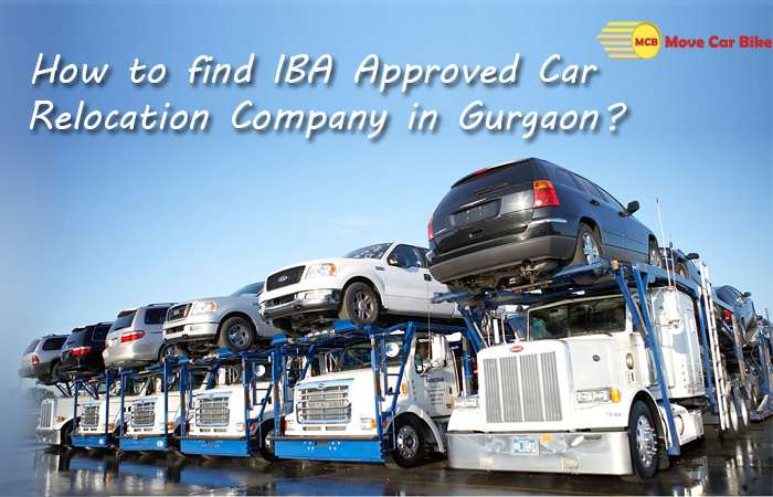 Car Relocation Company in Gurgaon