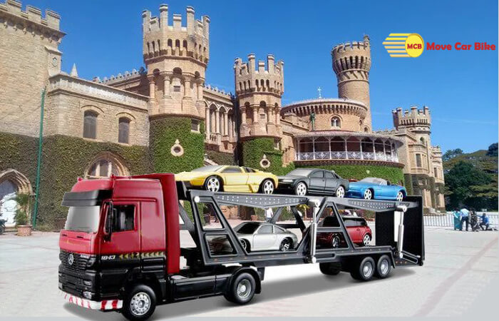 Professional Vehicle Transporters to Shift Car from Bangalore