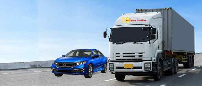 Car Transportation from Hyderabad