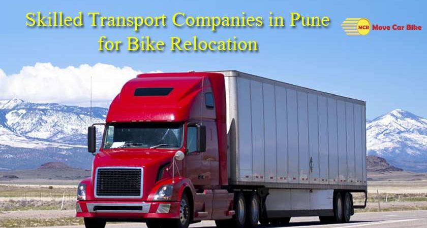 Bike Relocation in Pune