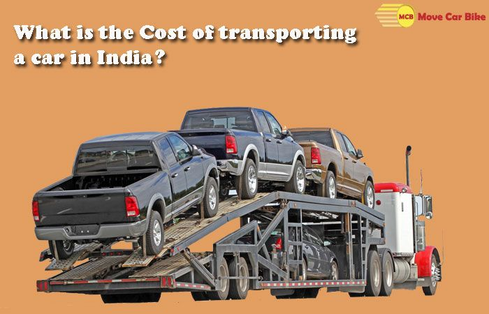 What is the Cost of Transporting a Car in India?