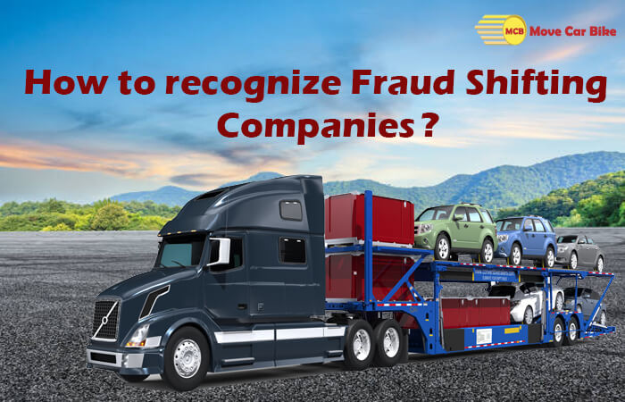 How to recognize fraud shifting companies?
